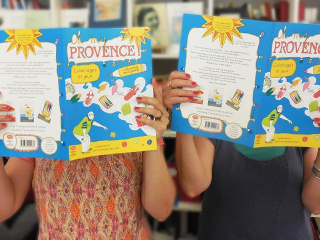 Le cahier Oh my Provence !