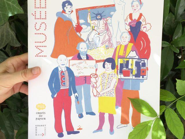Musée Granet : cahier d'activités bilingue